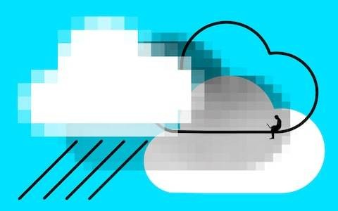Is the world's growing reliance on a handful of cloud computing giants setting us on a path to disaster?