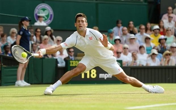 Novak Djokovic vs Kevin Anderson, Wimbledon 2015: as it happened