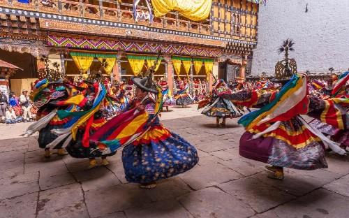 Festivals of Bhutan tour with Explore: review