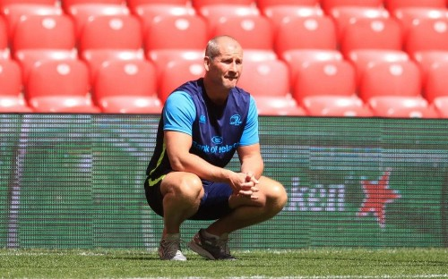 Stuart Lancaster leaves door open for Andy Farrell reunion at Ireland with pair due to 'catch up' soon