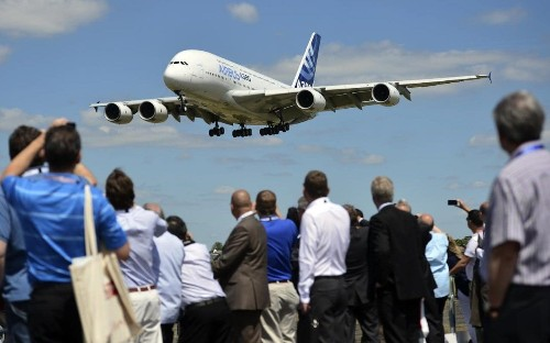 Blow for Airbus as it slashes deliveries of A380 'superjumbo'