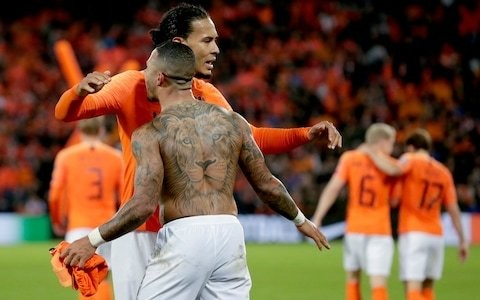 Holland score twice in injury time to deny Northern Ireland famous result