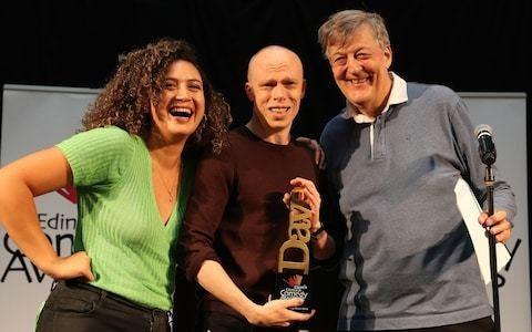 Jordan Brookes's Edinburgh win is a triumph for weird fringe comedy