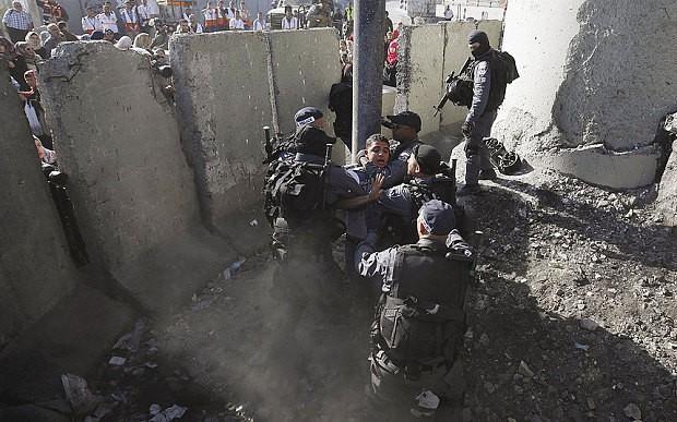Israeli soldiers kill Palestinian teen in West Bank