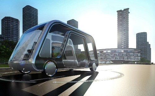 Video: Introducing the world's first 'self-driving hotel suite' that could revolutionise travel