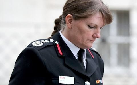 Head of London Fire Brigade announces plan to quit ahead of 'critical' Grenfell inquiry report