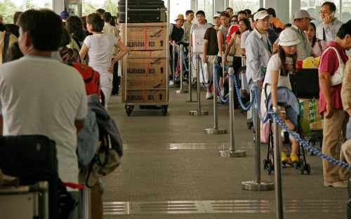 Is Manila the world's worst airport?
