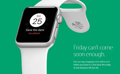 Apple hints at one-day Black Friday sale - but will its discounts be better than those already on offer?