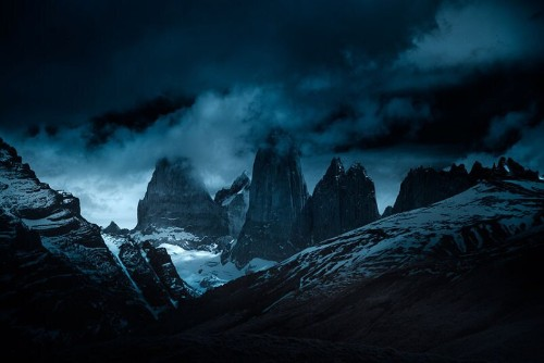 Andy Lee's 'Patagonia Dreaming' photographic series - Telegraph