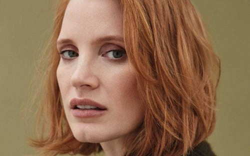 Jessica Chastain interview: 'I know lots of men who like being eye candy'