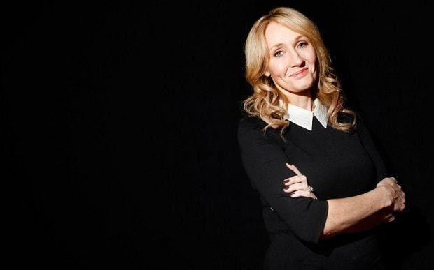 JK Rowling: I will never top Harry Potter