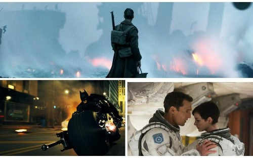 The films of Christopher Nolan, ranked by Robbie Collin