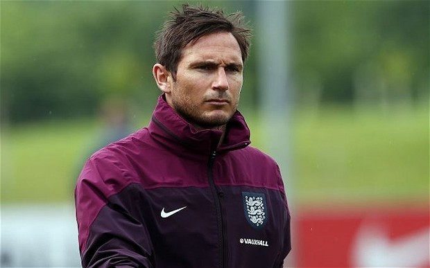 Frank Lampard holds talks with MLS franchise New York City FC