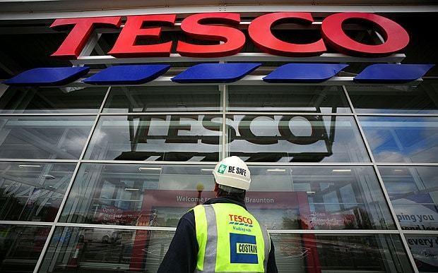 Tesco reveals biggest loss in UK retail history