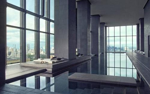 Top 10: the best hotels in Tokyo skyscrapers