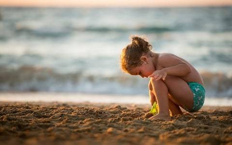 Little girls have just as much right to be topless as little boys