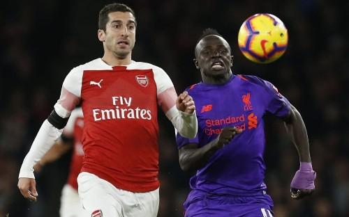 Henrikh Mkhitaryan says 'culture' at Arsenal has changed since Unai Emery arrived