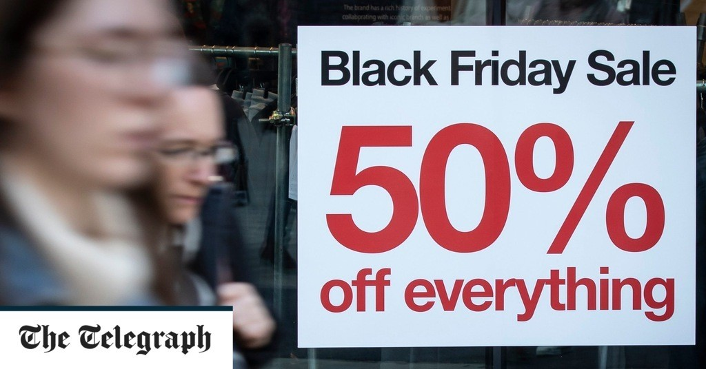 Black Friday shoppers should be careful not to fall for misleading discounts, Which? says