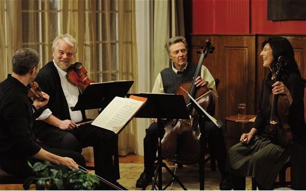A Late Quartet, review