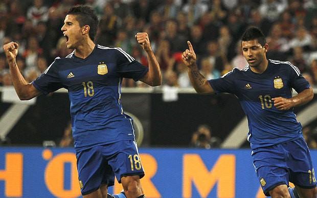 Germany v Argentina: as it happened