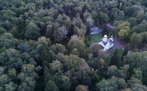 Nazi bomber pilot's photograph helps Russian historians pinpoint mass graves of Stalin's victims