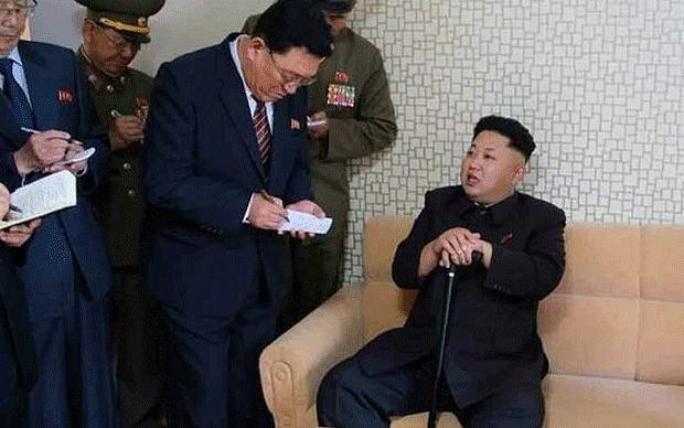 South Korea 'solves mystery' of Kim Jong-un absence