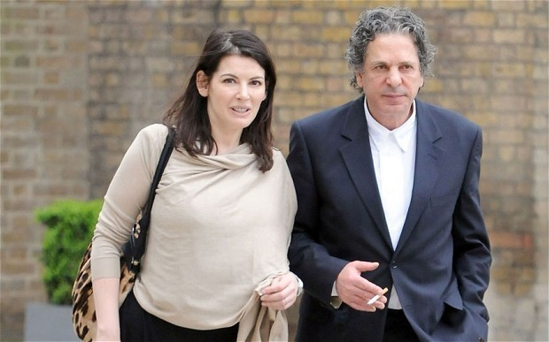 CHARLES SAATCHI: THE WIVES' TALE