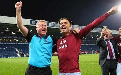 Dean Smith says guiding Aston Villa to Premier League would be 'pinnacle' of managerial career so far