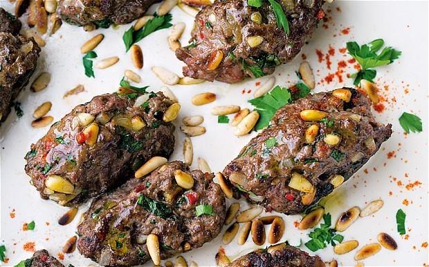 Kofta b'siniyah recipe
