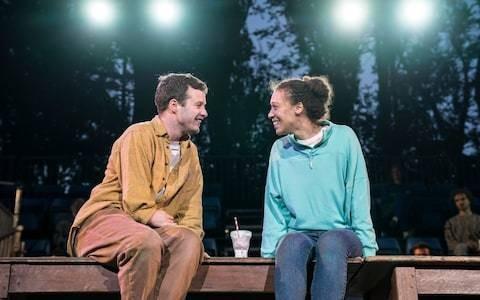 Our Town review, Open Air Theatre, Regent's Park: a breezy revival of a 20th century classic