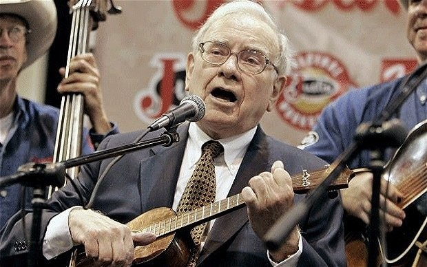 Warren Buffett: my perfect pension portfolio