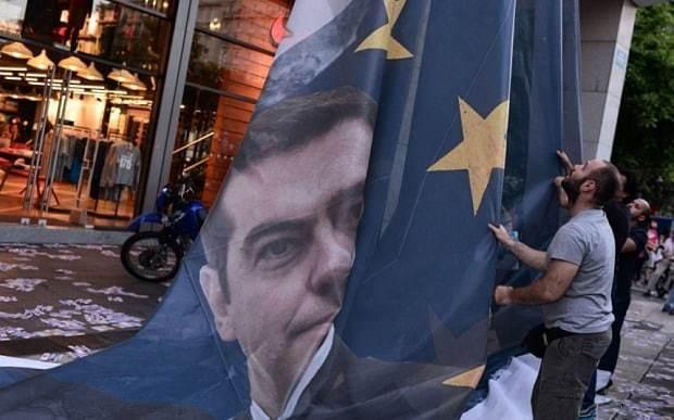 Greece is taking Europe 'on a bridge to nowhere'