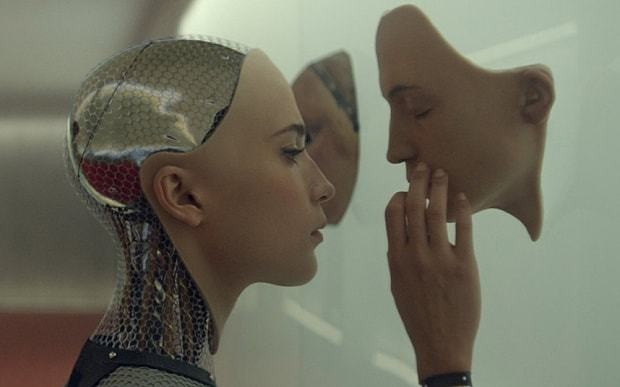 How realistic are the robots of Ex Machina?