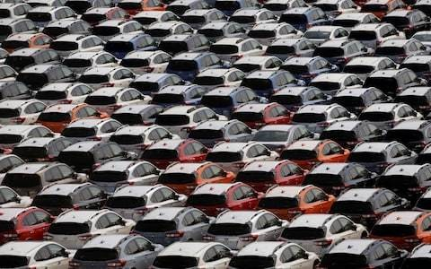 Japanese car rental firms discover new trend of renting vehicles for a nap or quiet lunch