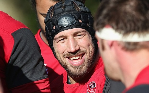 England captain Chris Robshaw says side now have attacking talent to take fight to All Blacks at Twickenham