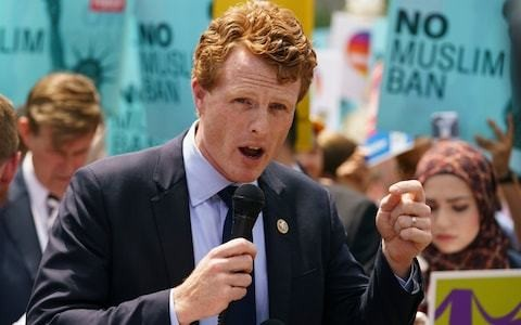 Joe Kennedy, scion of America's most famous political family, sets his sights on US senate