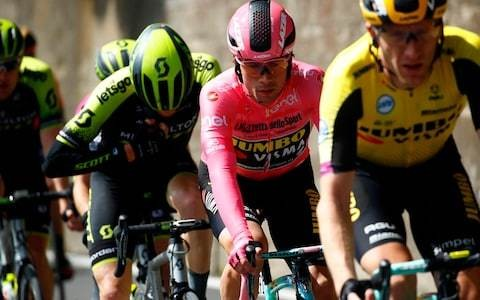 Giro d'Italia 2019, stage two results and standings: Pascal Ackermann opens his account with; Primoz Roglic retains lead