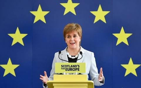 Sorry, Nicola – the UK is strong enough to survive Brexit intact