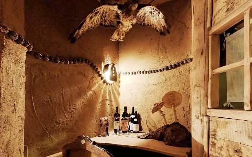 Trojan horse hotel contender for world's weirdest