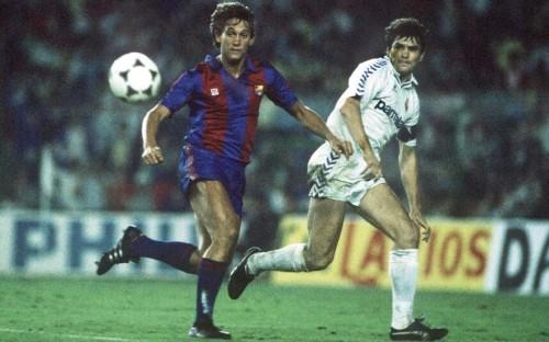 Real Madrid v Barcelona: 10 great El Clasicos - Telegraph