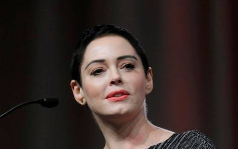 Rose McGowan sues alleging intimidation by Weinstein