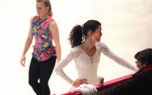 US figure skater accused of deliberately slashing rival at world championships