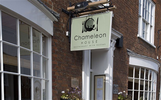 Chameleon House, Norfolk, restaurant review