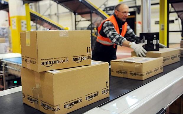 Amazon has found a surprising new retail role model - Argos