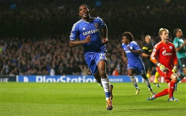 Chelsea 3 Schalke 0: match report