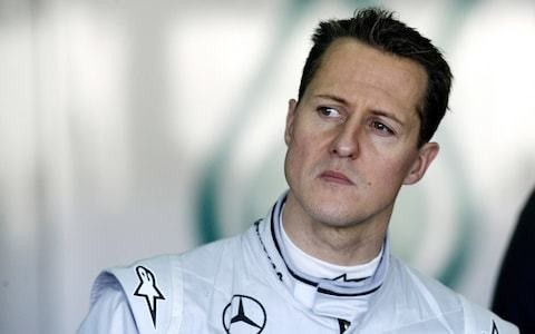 Michael Schumacher 'in Paris hospital for stem cell therapy'