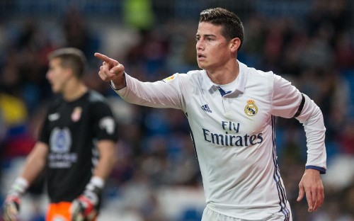 Manchester United transfer news and rumours – 'James Rodriguez looking at his options'