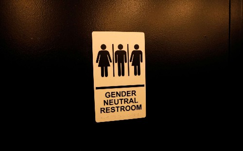 'Woke' gender-neutral lavatories make people uneasy and should be scrapped, says Conservative peer