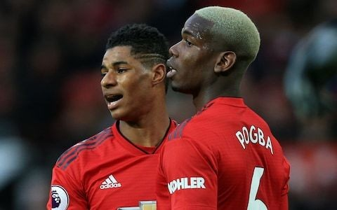 Manchester United will reject any Marcus Rashford or Paul Pogba bids but face fight to land Jadon Sancho