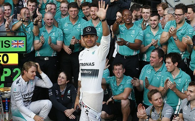 United States Grand Prix: Five things we learned after Lewis Hamilton's triumph